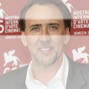 Nicolas Cage Eyes