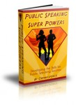 Public Speaking Super Powers