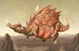 blimp dragon