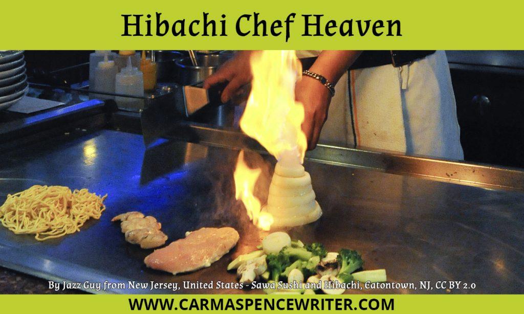 Hibachi Chef Heaven